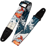 Levy's MPD2-016 Polyester Sublimation-Printed Guitar Strap