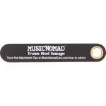 Music Nomad - Precision Truss Rod Gauge with Pick Capo MN600