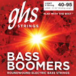 GHS Light Bass Boomers L3045 40-95