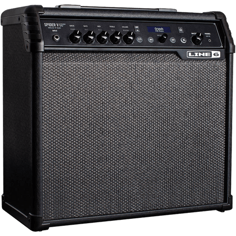 Line 6 Spider V60 MkII Guitar Amp with Modeling