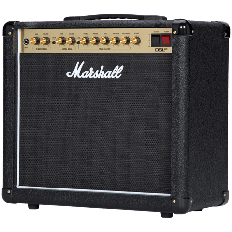 Marshall DSL20CR 20w Tube Combo Amplifier