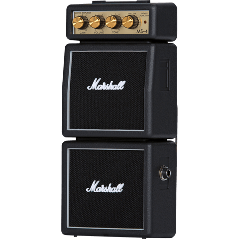 Marshall MS-4 Micro Stack Amp — Full Stack