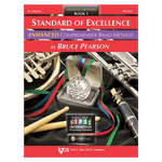 Kjos Standard of Excellence ENHANCED Book 1 - Clarinet