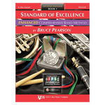 Kjos Standard of Excellence ENHANCED Book 1 - Alto Clarinet