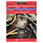 Kjos Standard of Excellence ENHANCED Book 1 - Alto Sax
