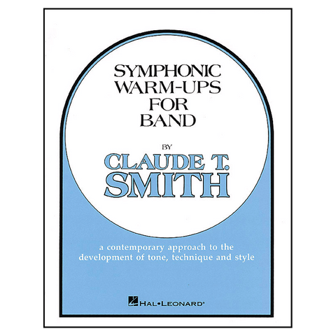 Hal Leonard Symphonic Warm-Ups for Band — Baritone TC