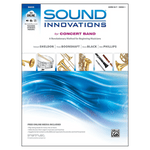Alfred Sound Innovations for Concert Band, Book 1 — F Horn