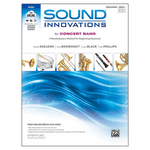 Alfred Sound Innovations for Concert Band, Book 1 — Percussion