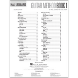 Hal Leonard Guitar Method Book 1 with Online Audio Pack