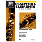 Essential Elements for Band – Clarinet Book 1 with EEi