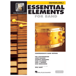 Essential Elements for Band – Percussion/Keyboard Percussion