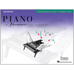 Faber Piano Adventures® Primer Level – Performance Book