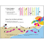 Faber Piano Adventures® Primer Level – Theory Book