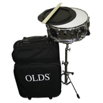 F.E. Olds SDK800W Snare Kit with Rolling Bag