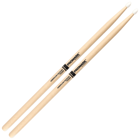 Promark Hickory 5A Nylon Tip drumstick – TX5AN