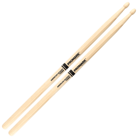 Promark Hickory 5B Wood Tip drumstick – TX5BW