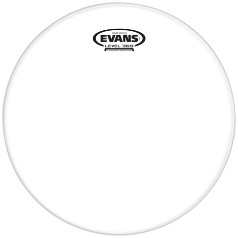 "Evans 14"" Hazy Snare Bottom Head"