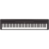Yamaha P-45B Digital Piano, 88-Key, Graded Hammer