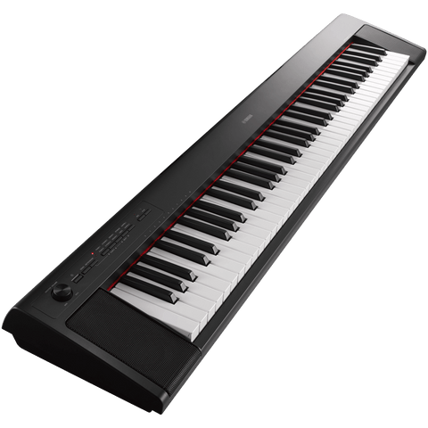 Yamaha Piaggero NP-32 76-Key Ultra-Portable Digital Piano w/accessory kit