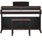Yamaha YDP-164R Arius Traditional Console Digital Piano with Bench