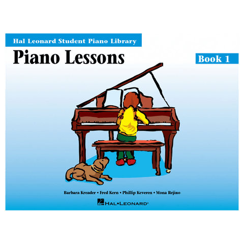 Hal Leonard Piano Lessons – Book 1