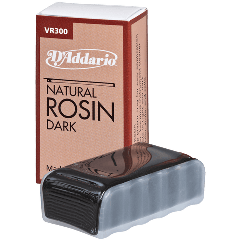 D'Addario Natural Rosin, Dark, VR300