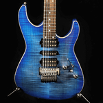 Tom Anderson Angel Drop Top — Jack's Pacific Blue Burst