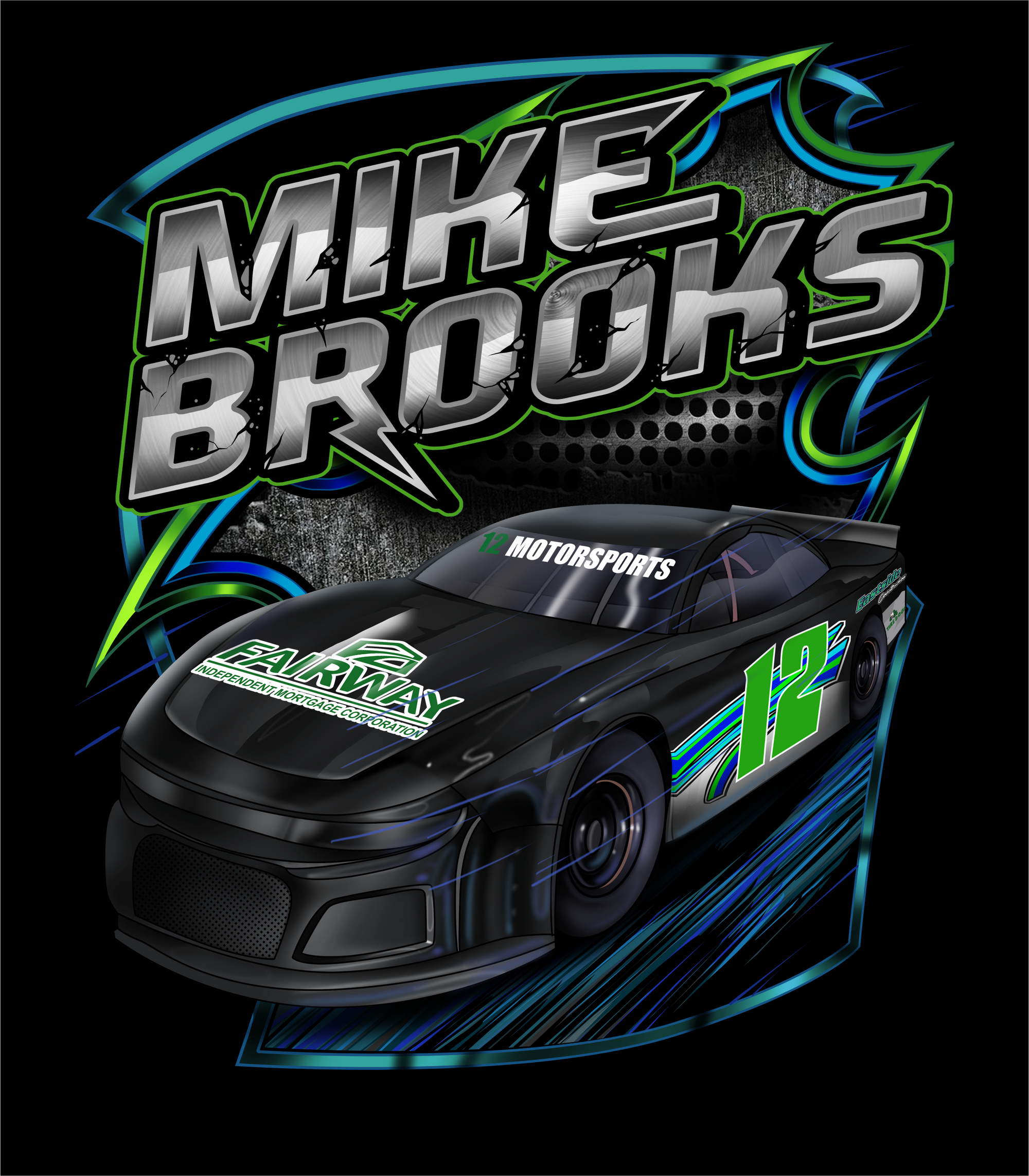 Mike Brooks