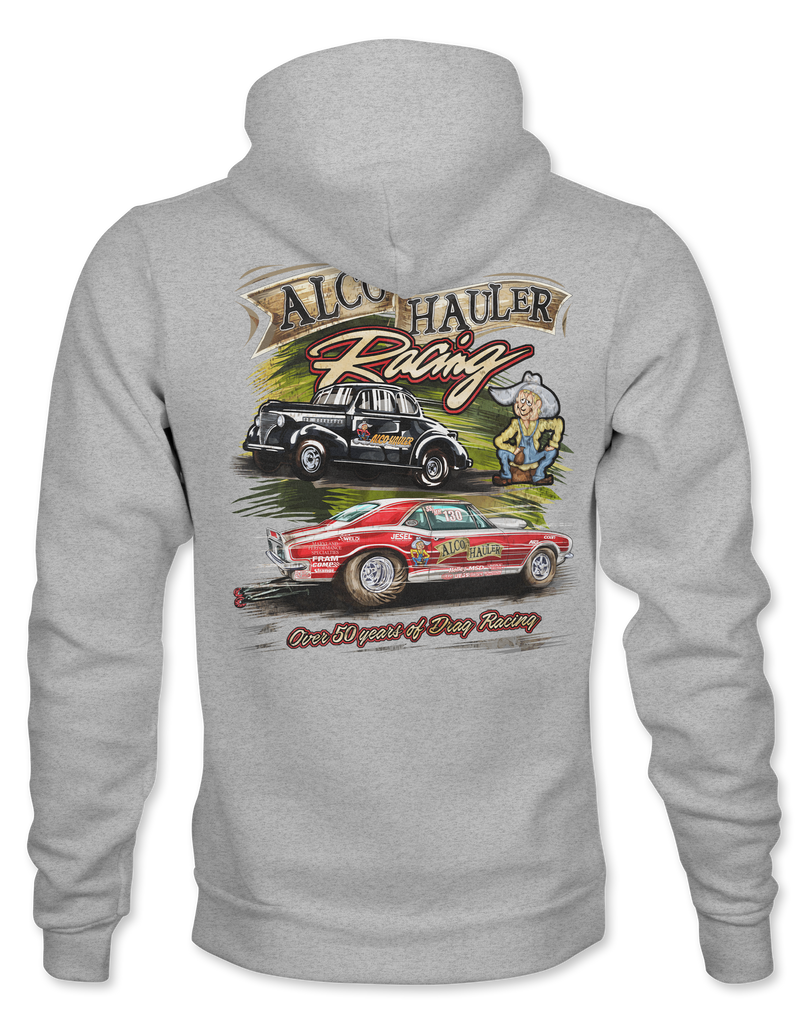 Alco-Hauler Racing Hoodies