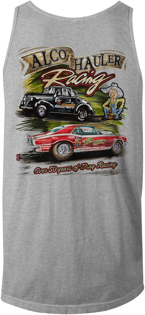 Alco-Hauler Racing Tank Tops