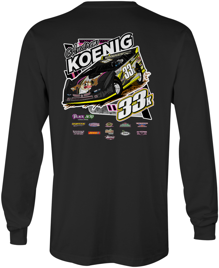 Andrew Koenig Long Sleeves