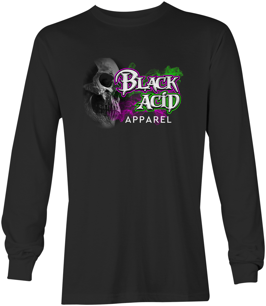 Black Acid Racing - Apparel Tee