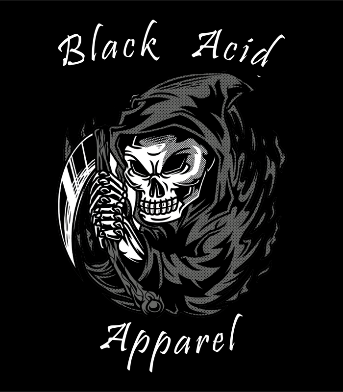 Black Acid Racing - The Reaper