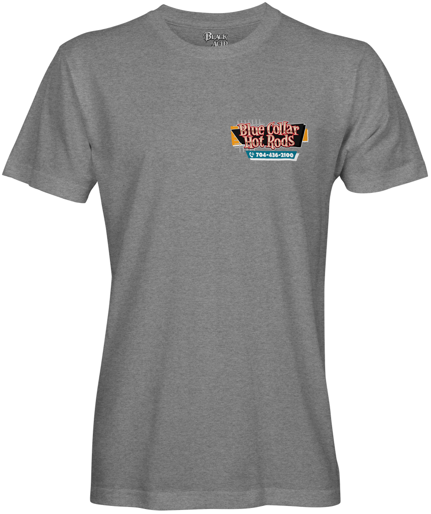 Blue Collar Hot Rods T-Shirts