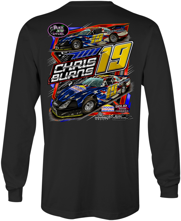 Chris Burns Long Sleeves