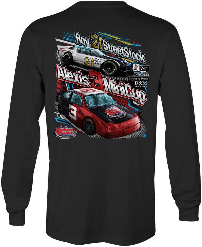 Combs Family Racing Long Sleeves