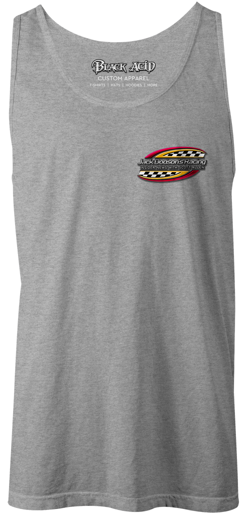 Jack Dodson's Racing Insider News Tank Tops