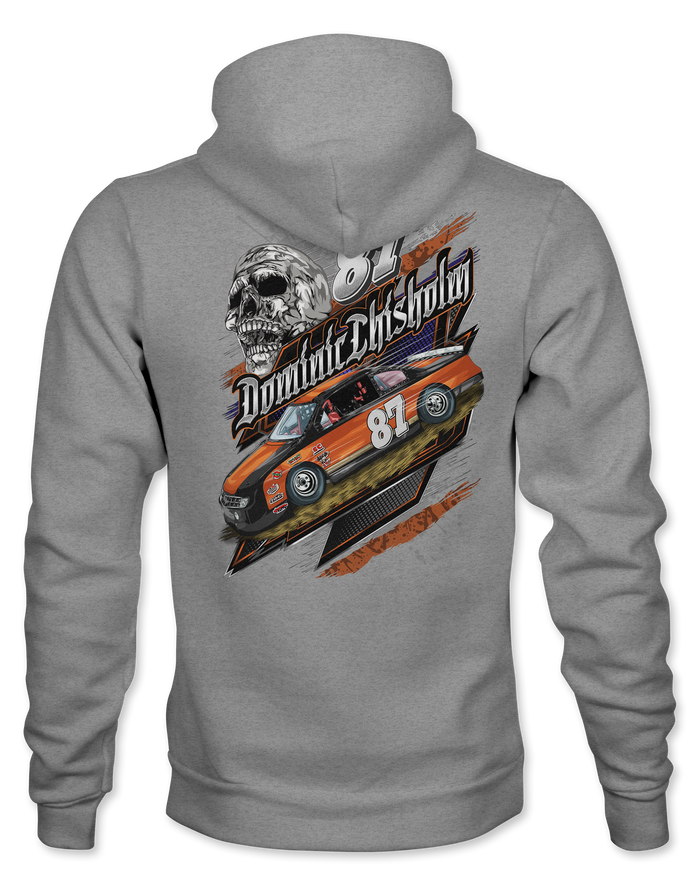 Dominic Chisholm #87 Hoodies
