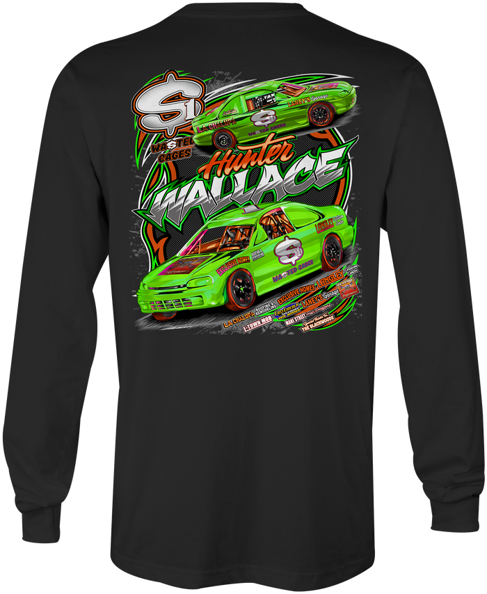 Hunter Wallace Long Sleeves
