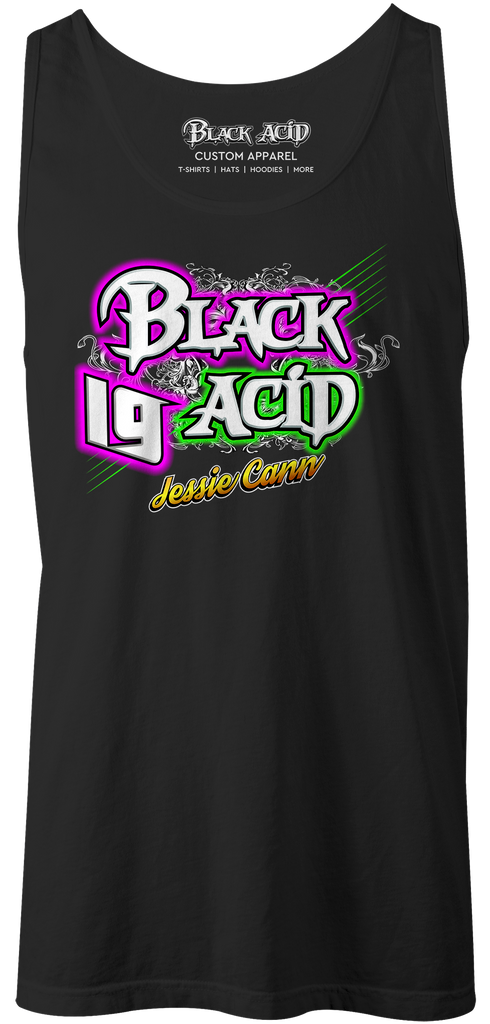 Black Acid Racing - Jessica Cann 2019