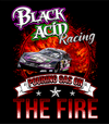 Black Acid Racing - Pouring Gas on the Fire