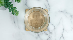 New Orleans, St. Louis Cathedral Coaster