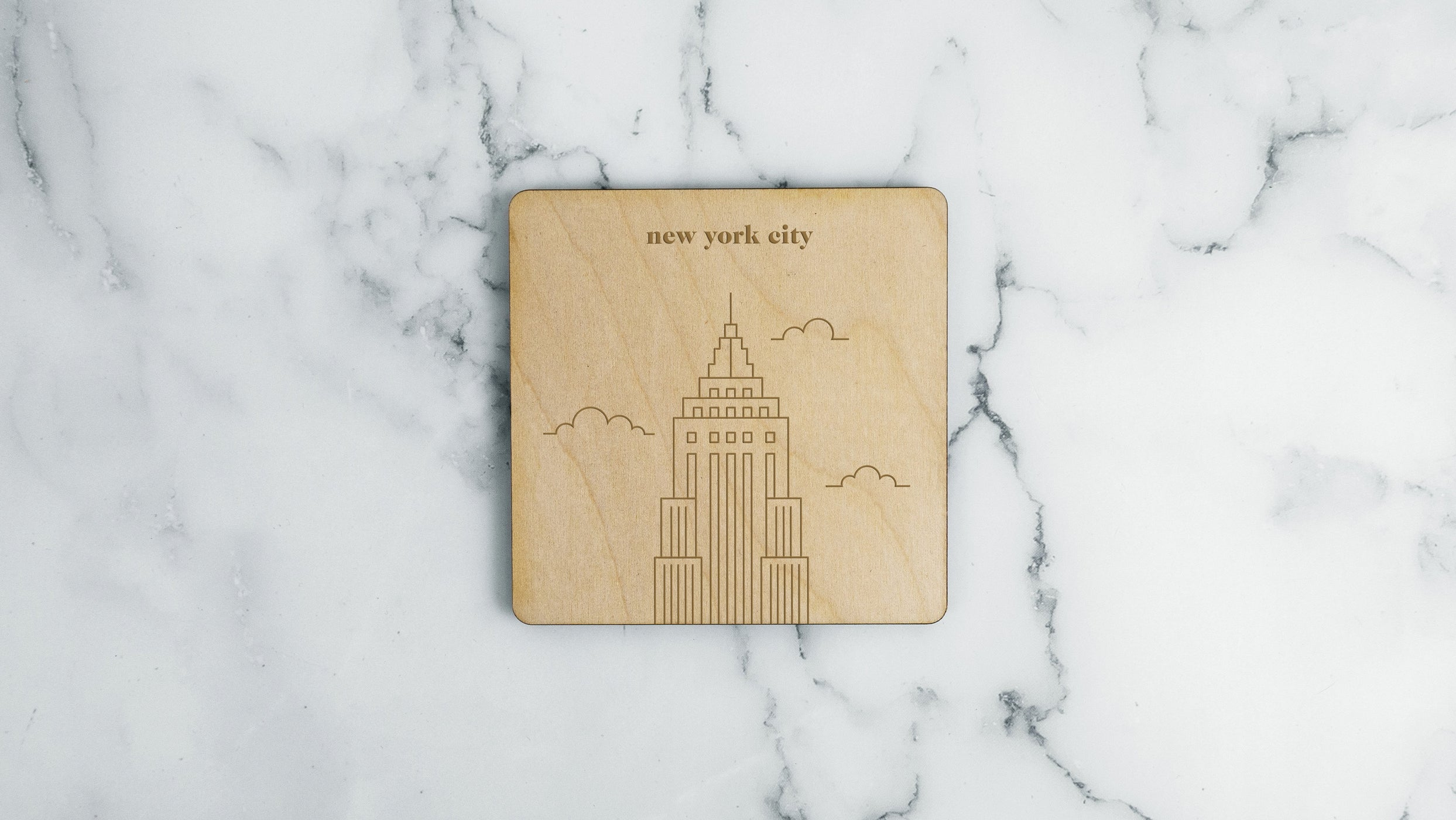 New York City, Empire State Building Coaster