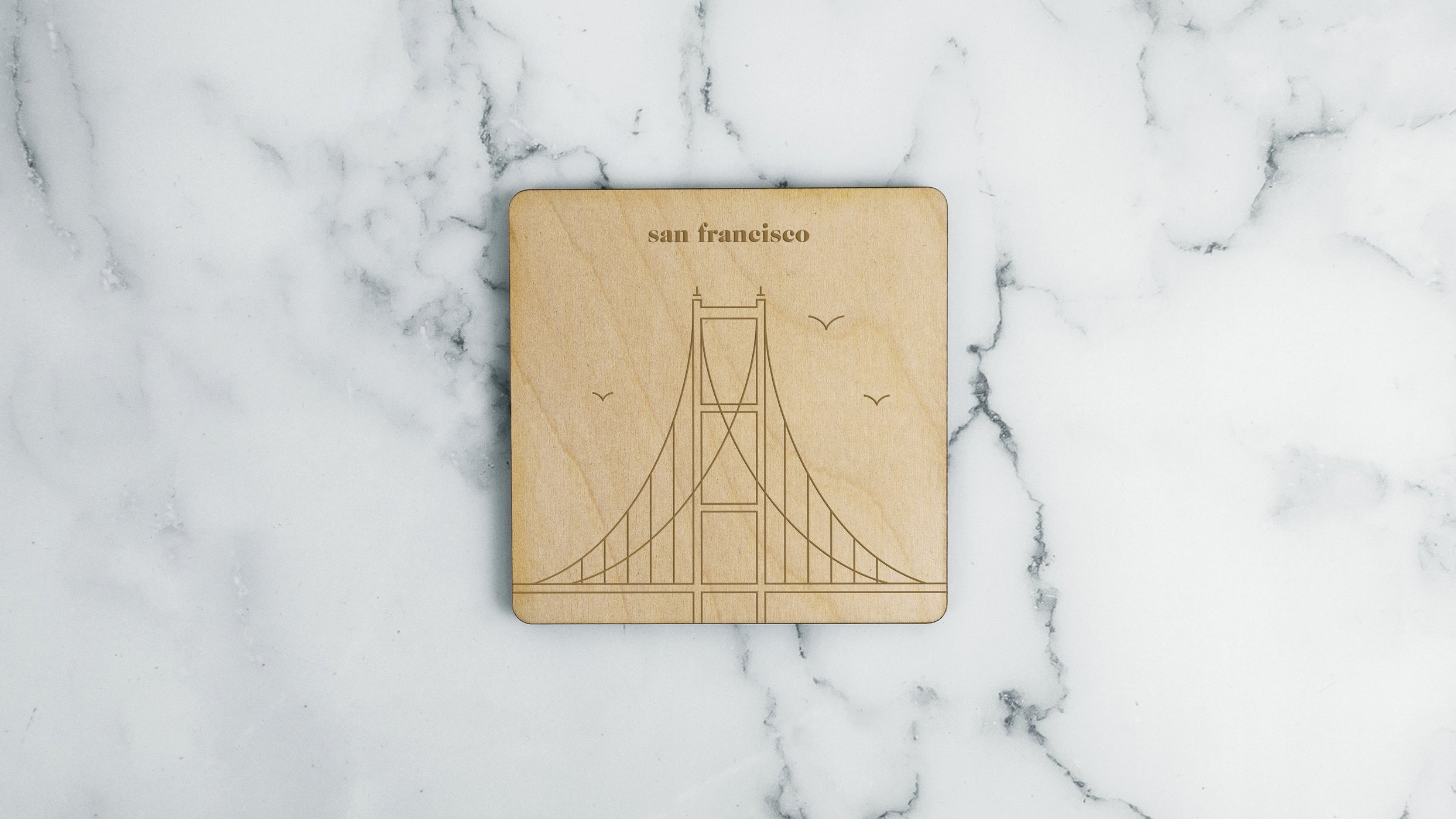 San Francisco, Golden Gate Bridge Coaster