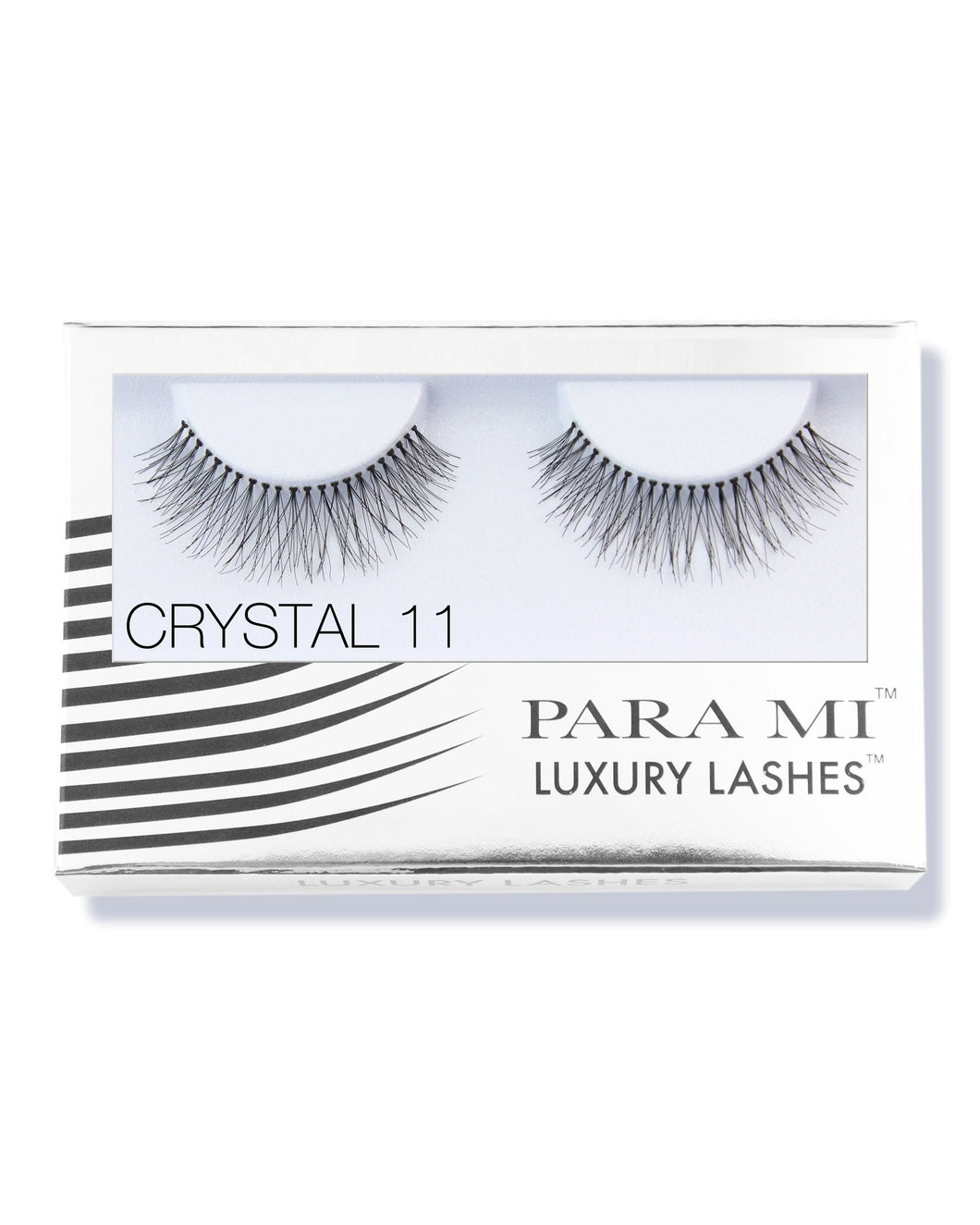 Luxury Lashes Eyelashes - Crystal 11