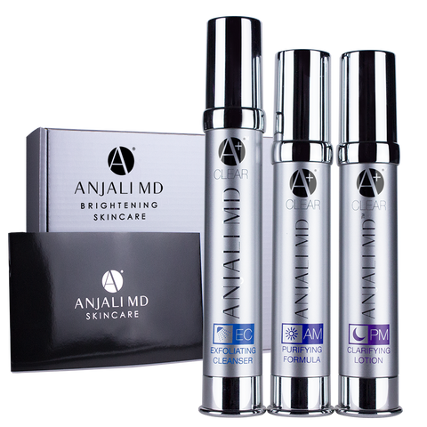 ANJALI MD - A+ Clear - Teen Acne Turboboost System