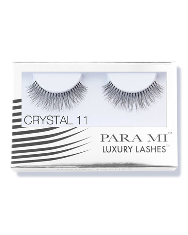 PARA MI - Luxury Lashes Eyelashes - Crystal 11
