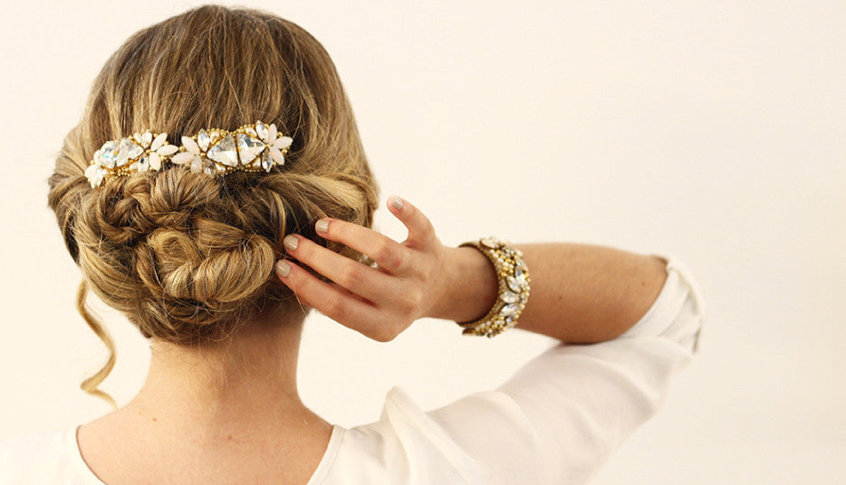 4 Hairstyles For Summer Weddings | 4 Peinados para Bodas de Verano