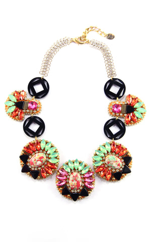 Desirée Spectrum Necklace | Collar Desirée Spectrum