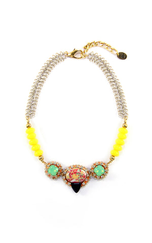Luzie Spectrum Necklace | Collar Luzie Spectrum